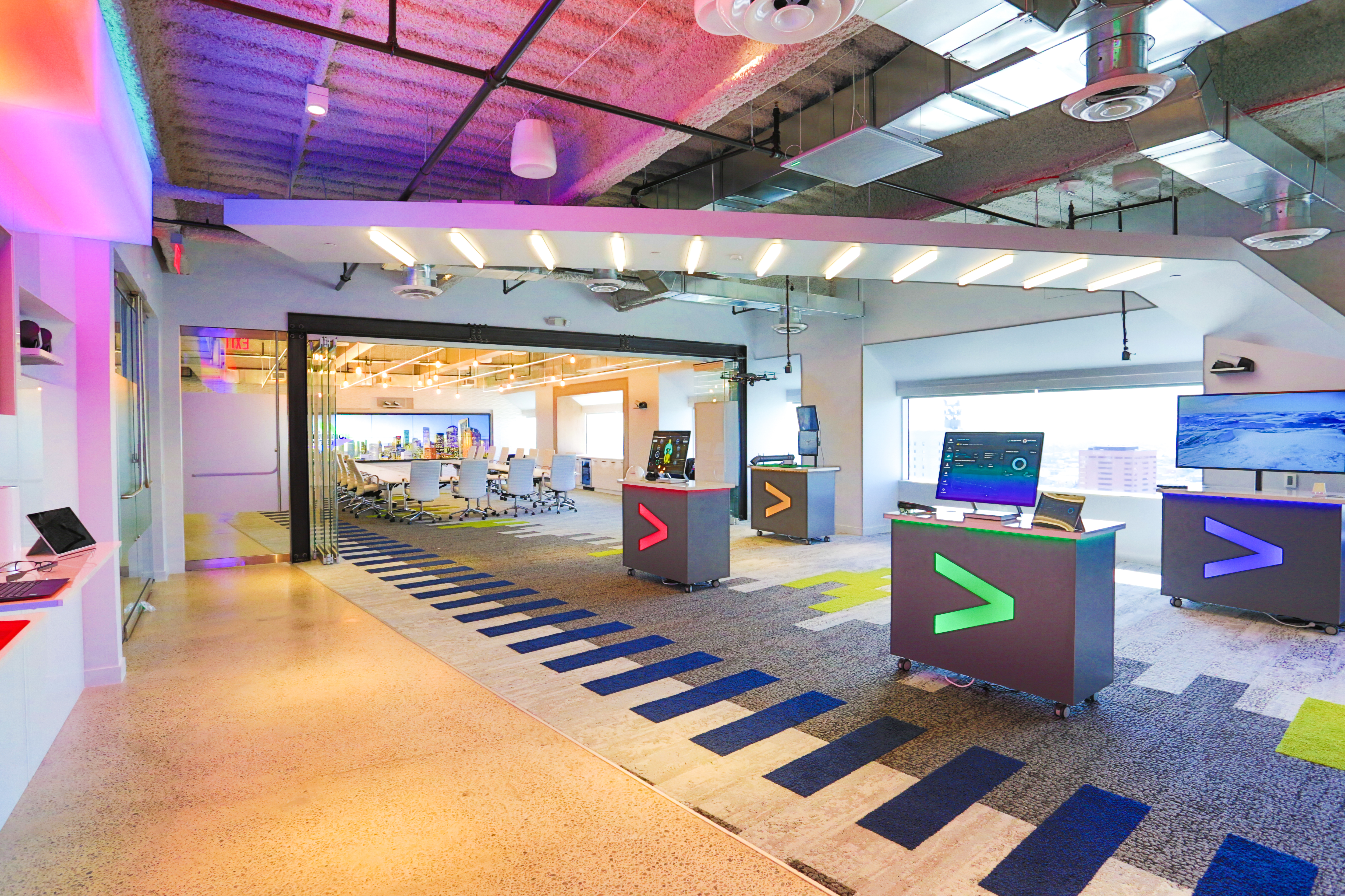 Accenture's new innovation hub