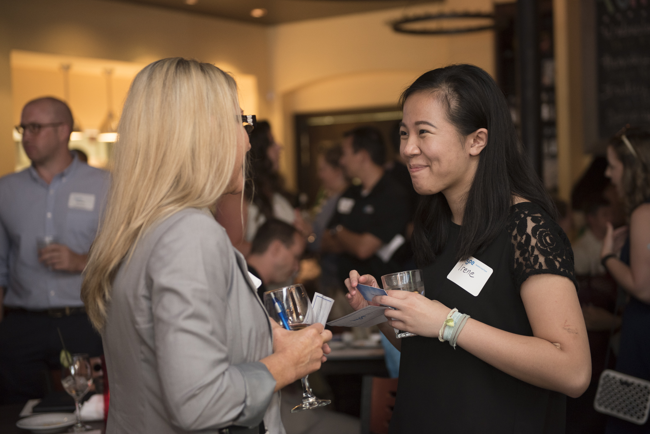 Houston Young Professionals Event