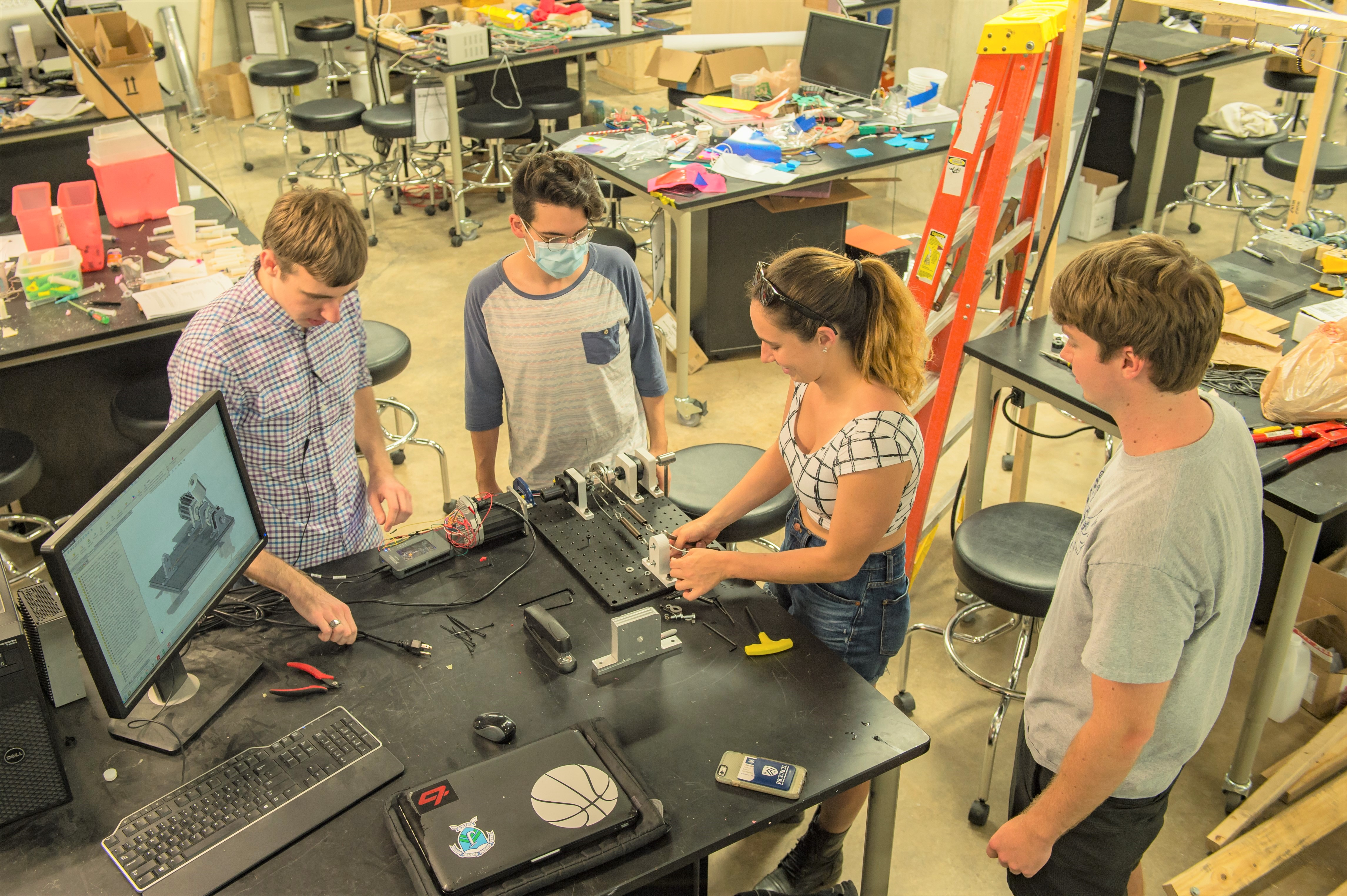 Rice Students STEM