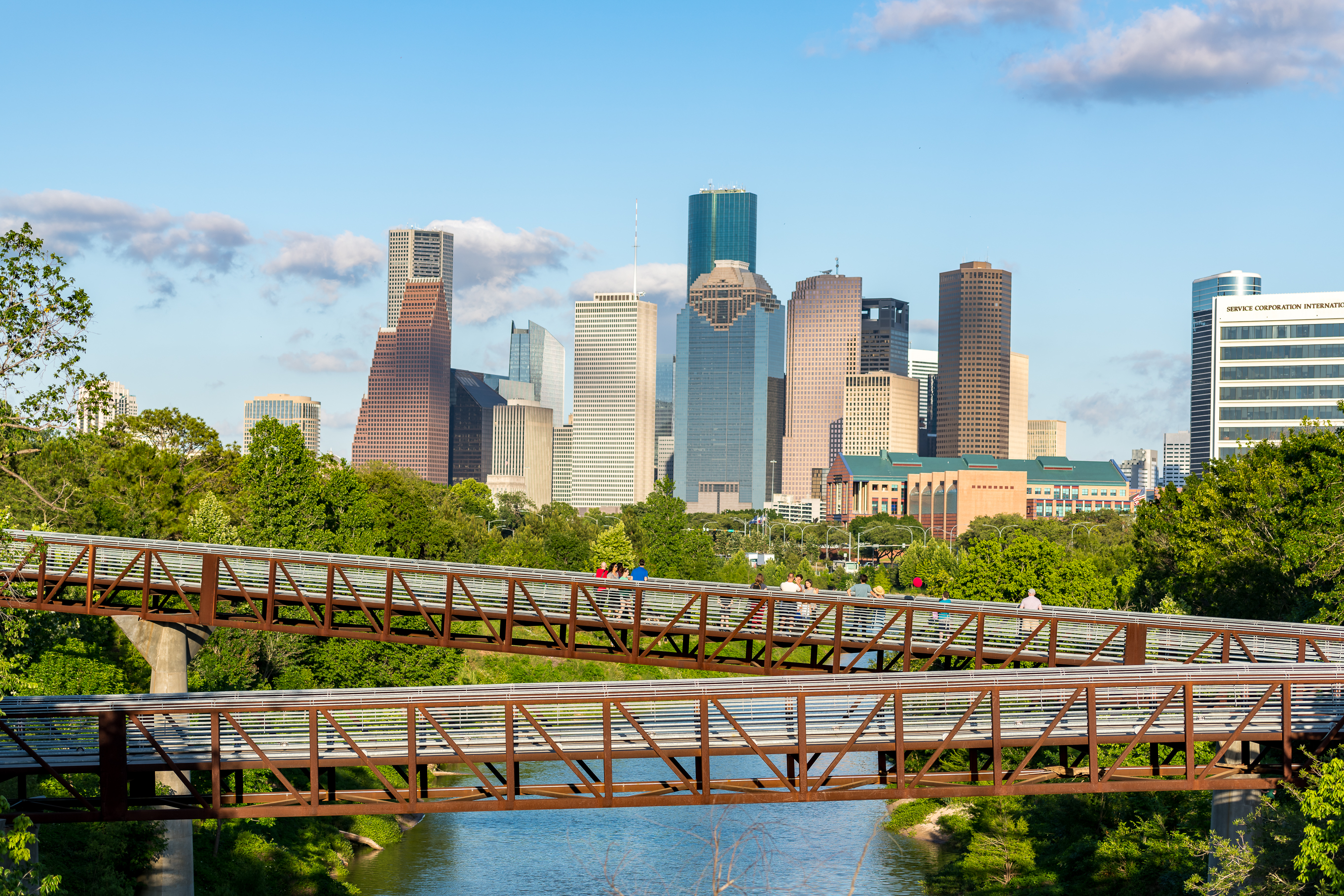 H_GHP_Buffalo Bayou_Downtown Skyline_Pedestrian Bridge_2019