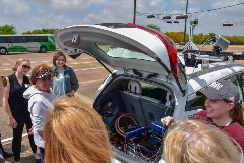 Texas A&M Autonomous Car